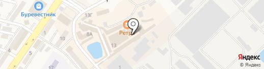 Рукодельница на карте Светлого
