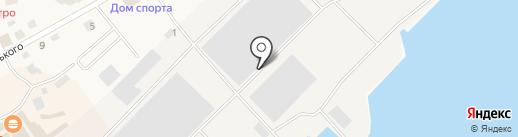 Монтажник на карте Светлого
