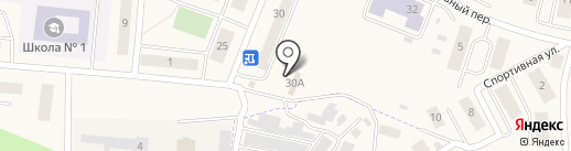 Рыцарь на карте Светлогорска