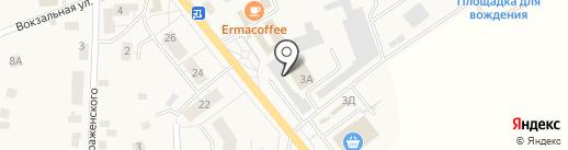 Магазин одежды для всей семьи на карте Светлогорска