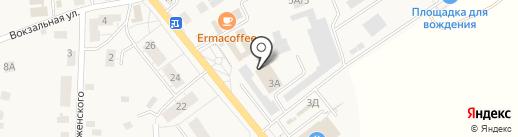 Универсалстрой на карте Светлогорска