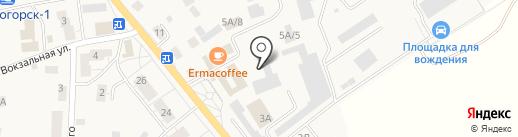 Ваша Недвижимость в Калининграде и области на карте Светлогорска