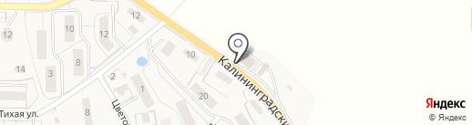 Банкомат, Банк ФК Открытие, ПАО на карте Светлогорска
