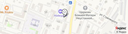 МагазинЧик на карте Пионерского