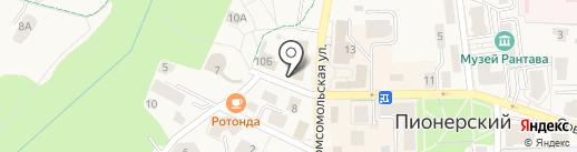 Мои документы на карте Пионерского