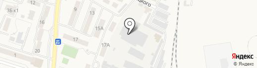 БалтМехКом на карте Пионерского