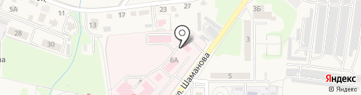 Бюро судебно-медицинской экспертизы Калининградской области на карте Пионерского