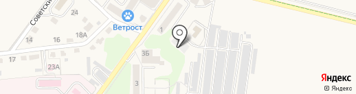ТрансСтрой на карте Пионерского