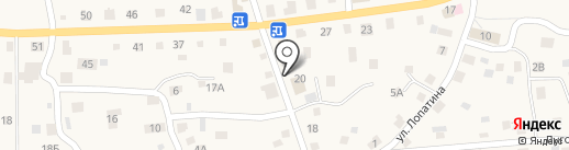 Аптечный пункт на карте Взморья