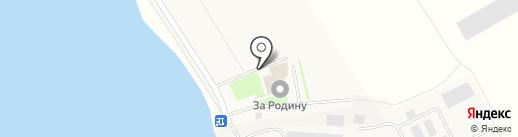 Банкомат, Россельхозбанк на карте Взморья
