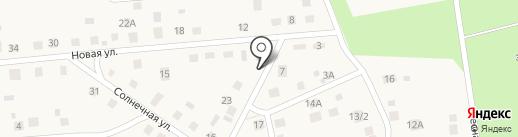 Айван на карте Взморья