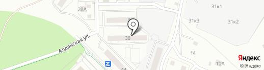 ПБРК-Сервис на карте Калининграда