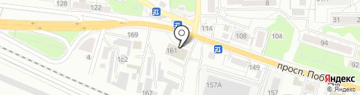 Служба заказа пассажирского транспорта на карте Калининграда