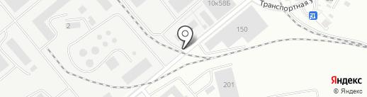 Автотор Холдинг на карте Калининграда