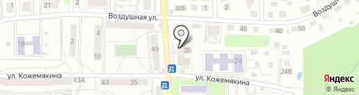 ЧИЖИК на карте Калининграда