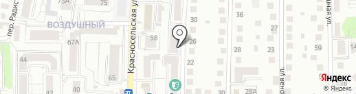 Geodezist39 на карте Калининграда