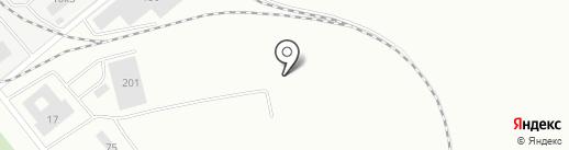 Вестлес, ЗАО на карте Калининграда