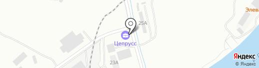ТехноПарус на карте Калининграда