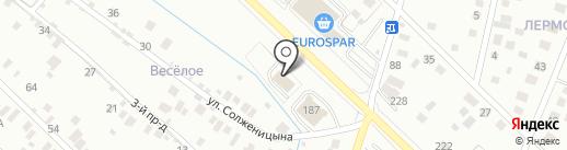 Мир Спецодежды на карте Калининграда