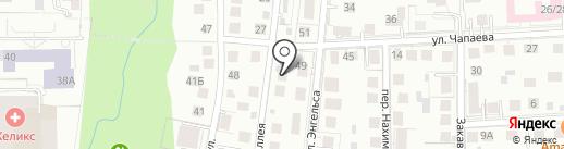 Oh, my Kant! на карте Калининграда