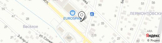 Вайтнауэр-Филипп на карте Калининграда