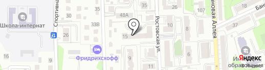 СтройМаркет39 на карте Калининграда