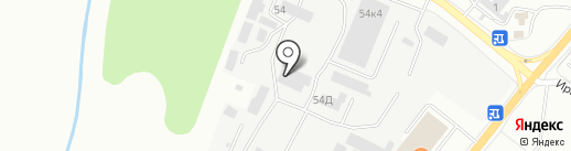 АВТОАНКЛАВ на карте Калининграда