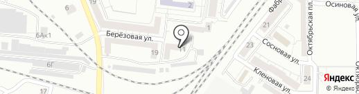 Протех на карте Калининграда