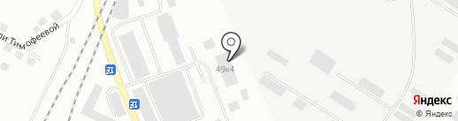 НИКТРАНС на карте Калининграда