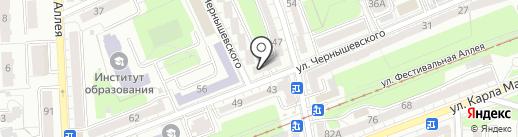 Lecker на карте Калининграда