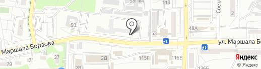 Региональная лизинговая компания на карте Калининграда