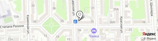 Коробки39.ru на карте Калининграда