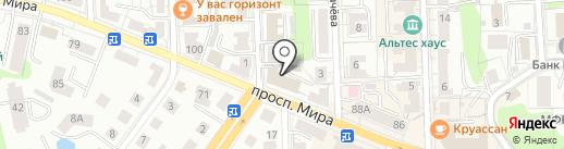 ITSpecial на карте Калининграда