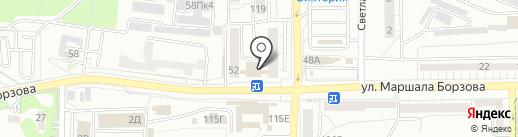 FIZRA на карте Калининграда