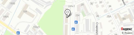 Сигма-Авто на карте Калининграда