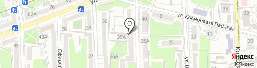 Центр защиты семьи и личности на карте Калининграда