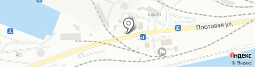 БСК-Сюрвейер на карте Калининграда