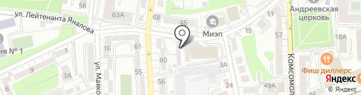Виски Бар WB17D на карте Калининграда