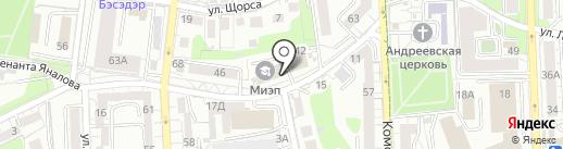 Верокс Плюс на карте Калининграда