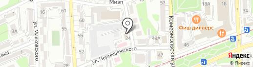 Auto-Depo на карте Калининграда