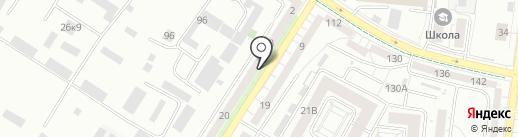 DEmelyanov на карте Калининграда
