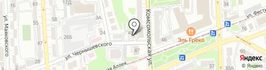 ХИМБИЗНЕС-КАЛИНИНГРАД на карте Калининграда