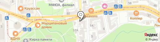 Дизайн Бюро на карте Калининграда