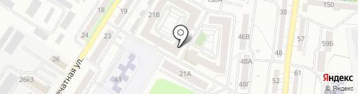 Спецстрой на карте Калининграда