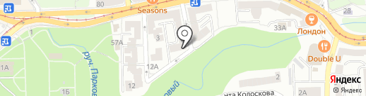 BikeLab на карте Калининграда