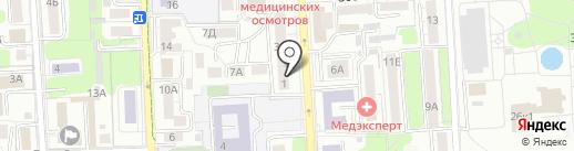 Food Taxi 39 на карте Калининграда