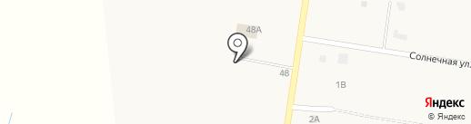 ВАТАН клд на карте Поддубного