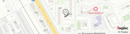 Соль+ на карте Калининграда