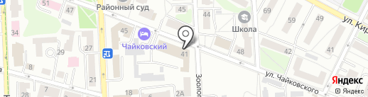 ЭКО ГРАД на карте Калининграда