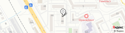 ВМесте на карте Калининграда
